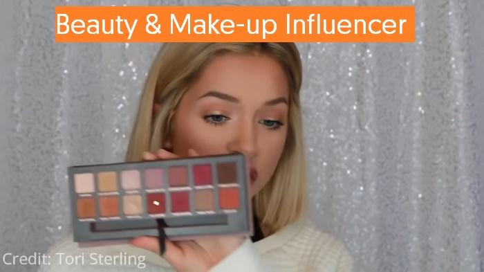 Beauty & Makeup Influencer