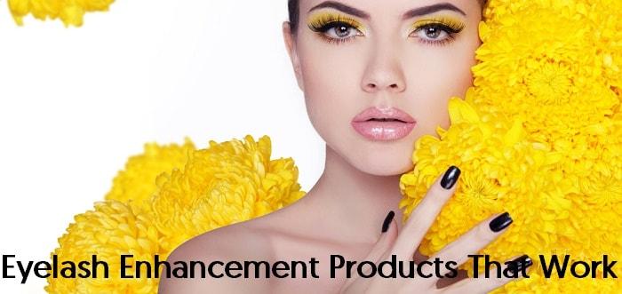 Eyelash Enhancement Products