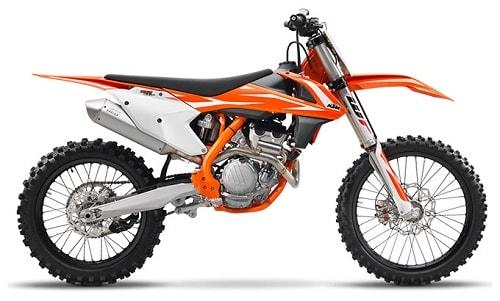 KTM 250 SX-F Dirt Bike