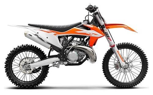 KTM 250 SX Dirt Bike