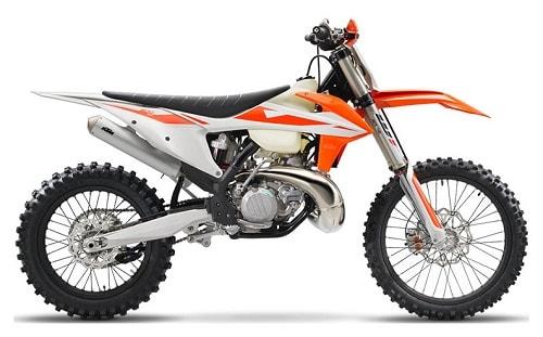 KTM 300 XC Dirt Bike