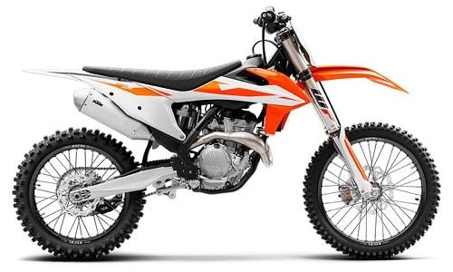 KTM 350 SX-F Dirt Bike