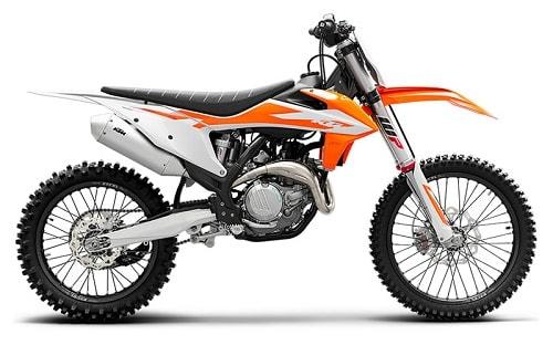 KTM 450 SX-F Dirt Bike