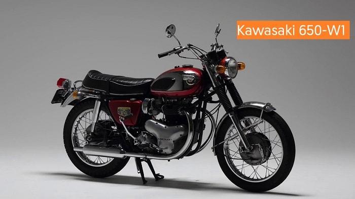Kawasaki 650-W1