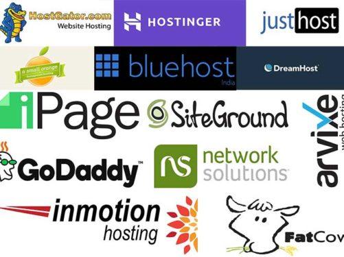 Best 13 Web Hosting Service Providers