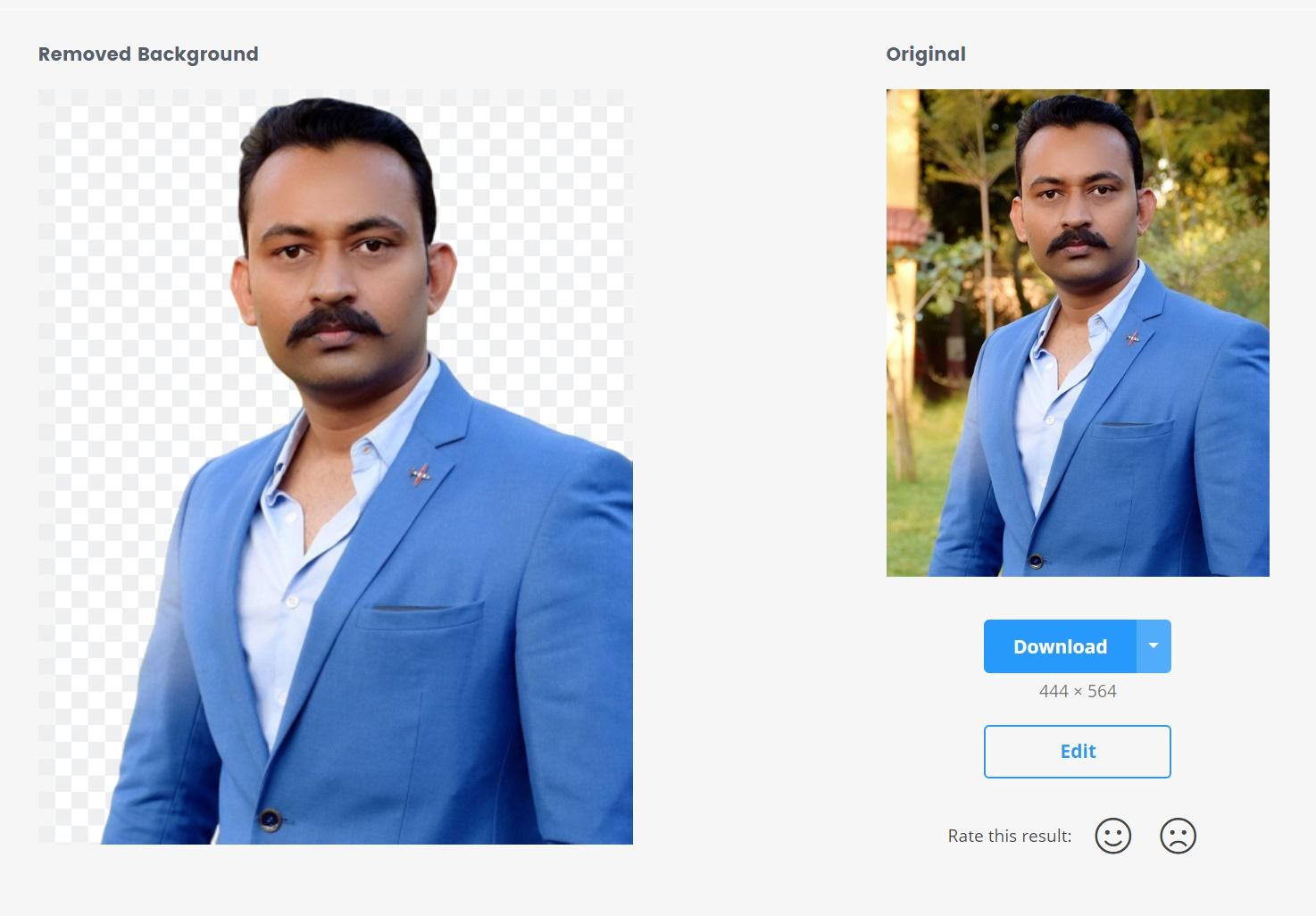 Digital Patel Background Removed