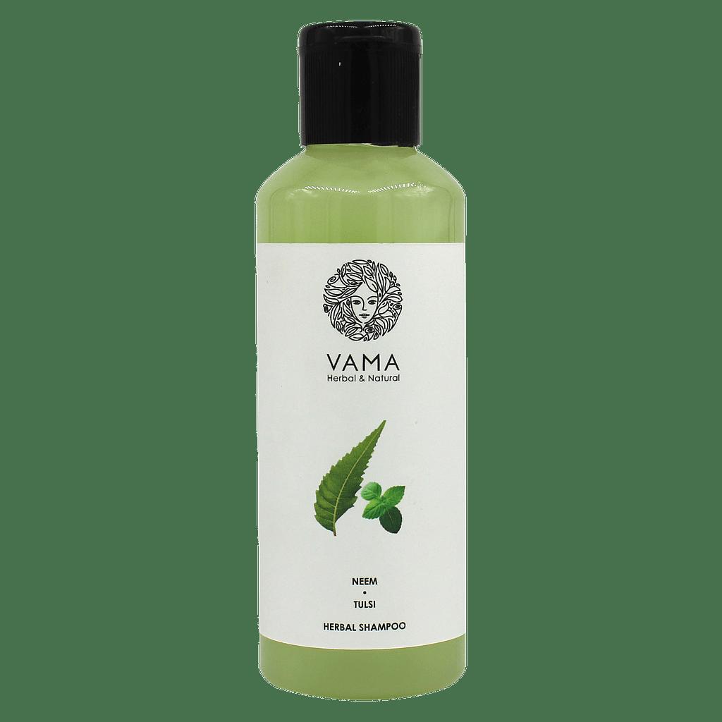 VAMA Herbal Neem Tulsi Shampoo